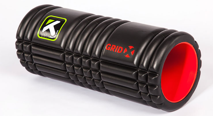 Foam Rolling for Greater Strength and Flexibility